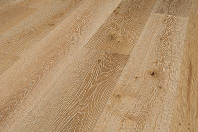 190mm Limed Oak